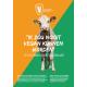 Flyer (Nooit) vegan worden