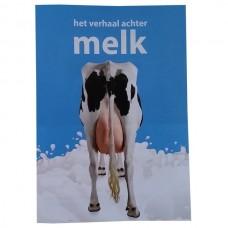 Infoboekje Het verhaal achter melk